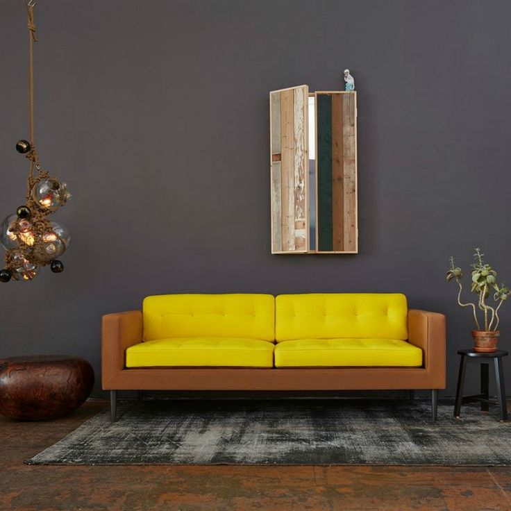 Best 25 Yellow Couch Ideas On Pinterest: 51 Best Yellow Sofa Images On Pinterest