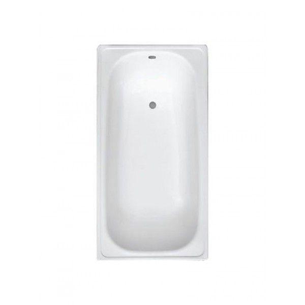 Ванна стальная White wave 170х75 + ножки + ручки