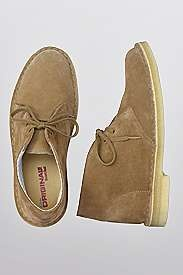 desert boots. I love that these are back!