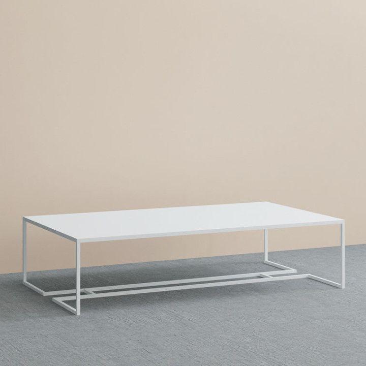 mesa-de-comedor-minimalista-leo | Salon | Pinterest | Comedor ...