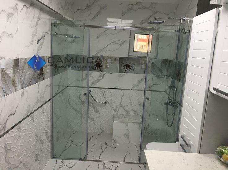 Sürgülü sistem duş kabini