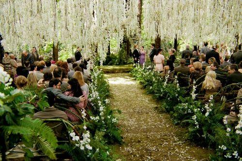 twilight wedding scene | twilight dream wedding edward cullen wedding scene bella