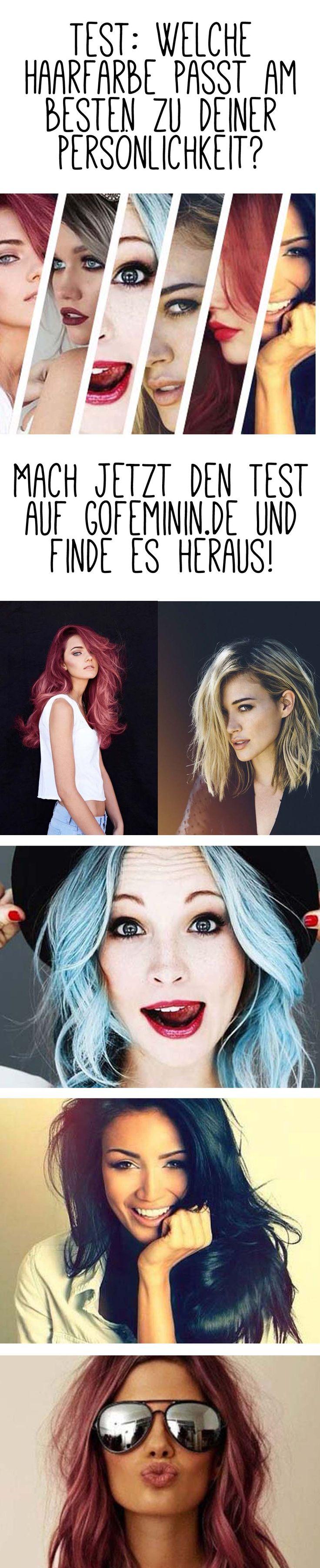 Blond, Braun oder Blau? Welche Haarfarbe passt am besten zu deiner…