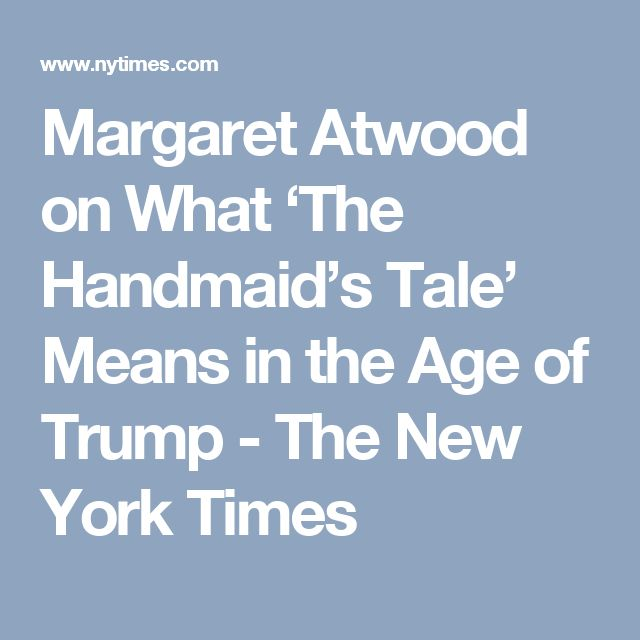 dystopia in george orwells 1984 and margaret atwoods the handmaids tale In 2016, amazoncom reported selling out of copies of george orwell's 1984 and margaret atwood's the handmaid's tales due to the political landscape in the united states and the rise of donald trump.