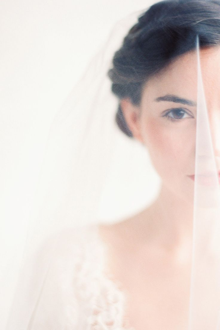 Beautiful Bridal Portrait Inspiration Erich McVey. Your photographer can help you plan for these kinds of shots.
