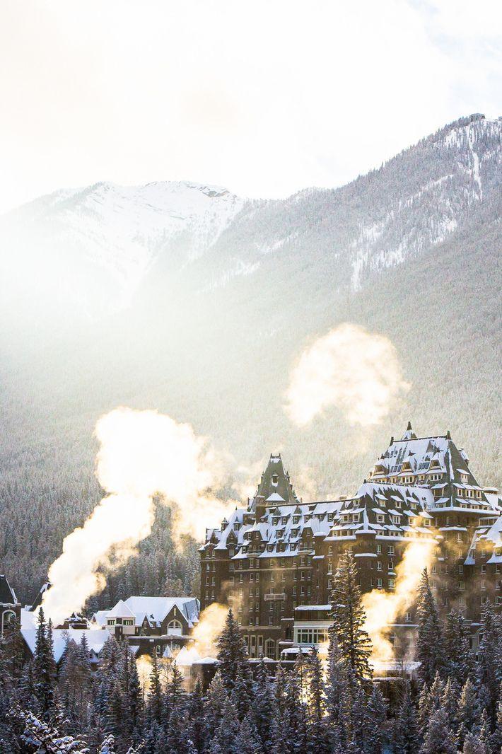 Banff Springs Hotel | Canada
