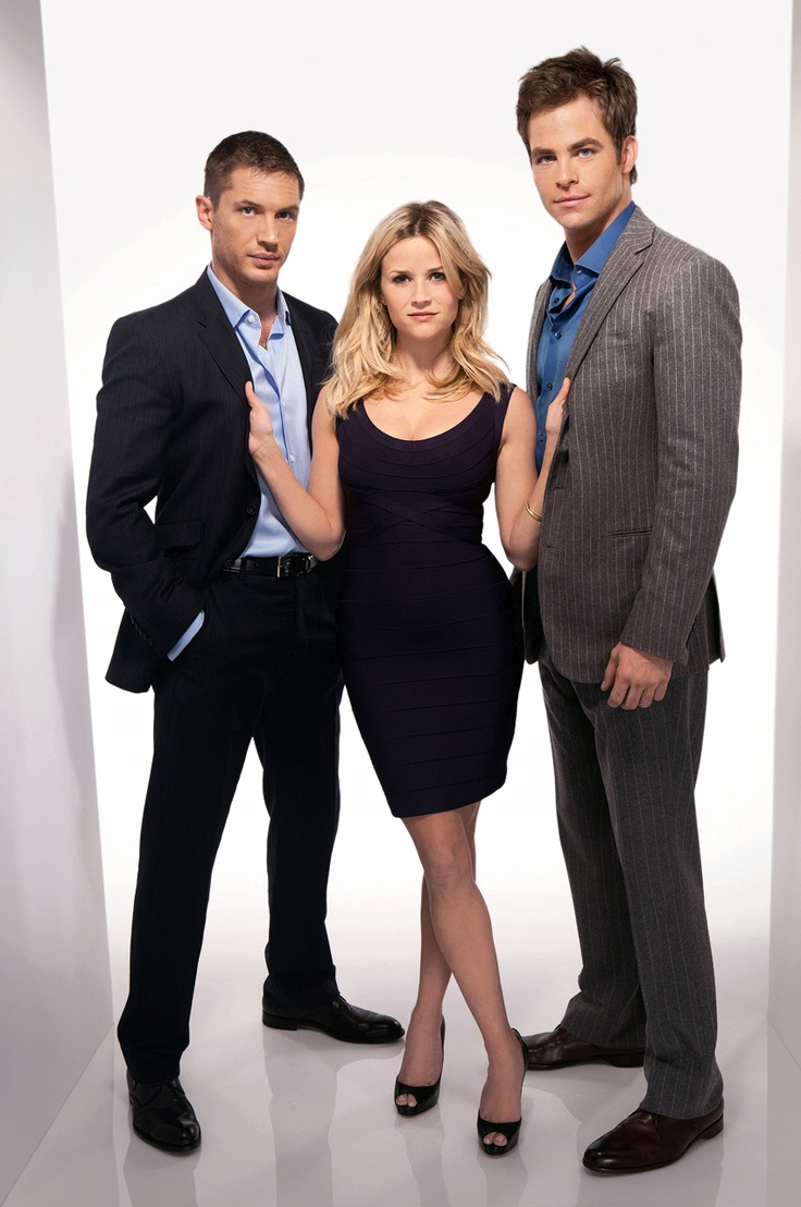 This Means War - Tom, Reese, Chris