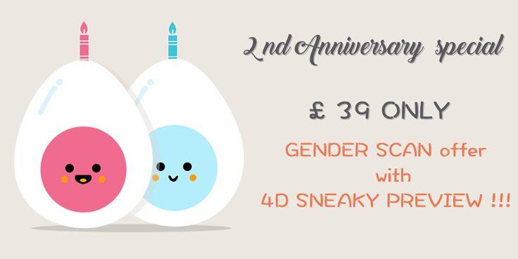 Miracle Inside offering #genderscan at just £39 with 4D sneaky preview. #genderscanleeds #2dscanleeds