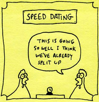 Speed Dating At The Science Museum