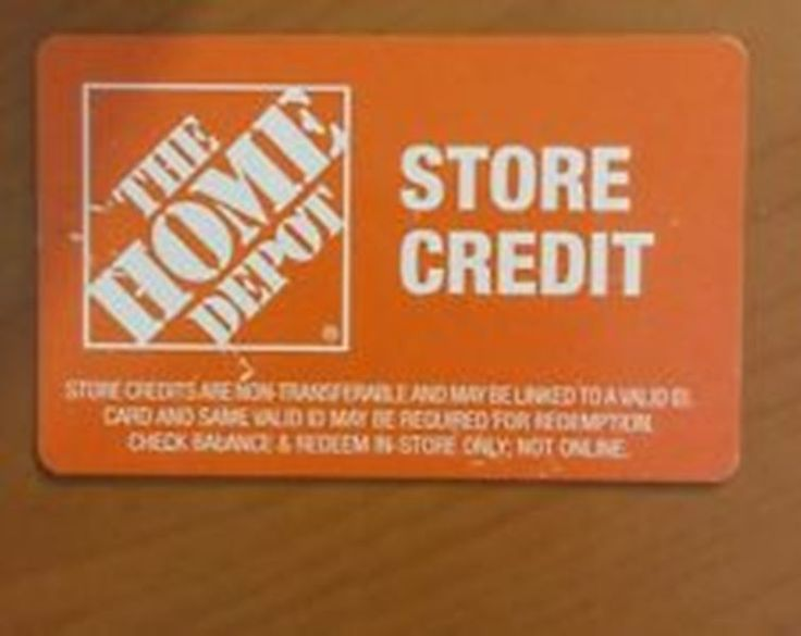 Coupons giftcards 210 home depot merchandise store