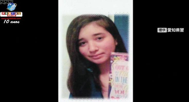 A jovem brasileira de 16 anos que estava desaparecida há 4 dias foi encontrada em Toyohashi (Aichi). Veja mais.