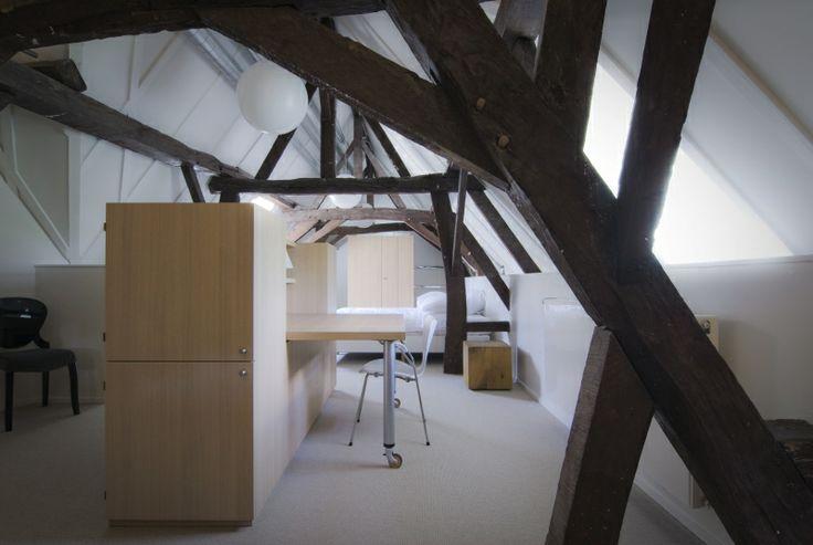 Fleur Muris - Room 16 @ Teaching Hotel Chateau Bethlehem   Maastricht   Limburg   The Netherlands