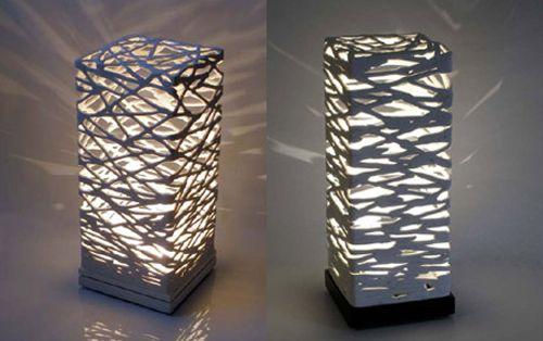Приглашаем праздник в дом: необычные светильники своими руками | Дачный участок