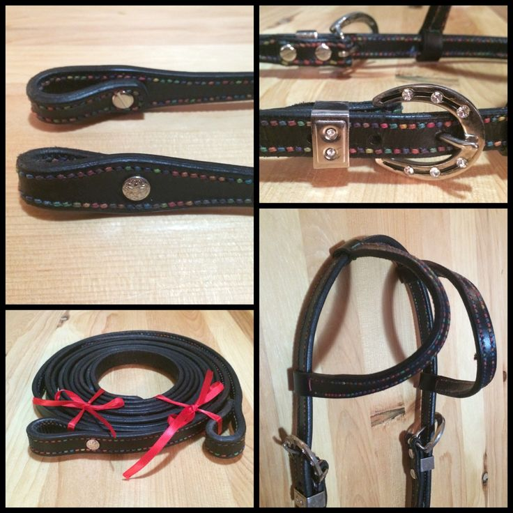 Kelly's Leather Design: Twelve Days of Christmas  On the second day of Christmas Kelly's Leather Design offers you: ❅ $10.00 off the Black Two-Ear Headstall with Reins