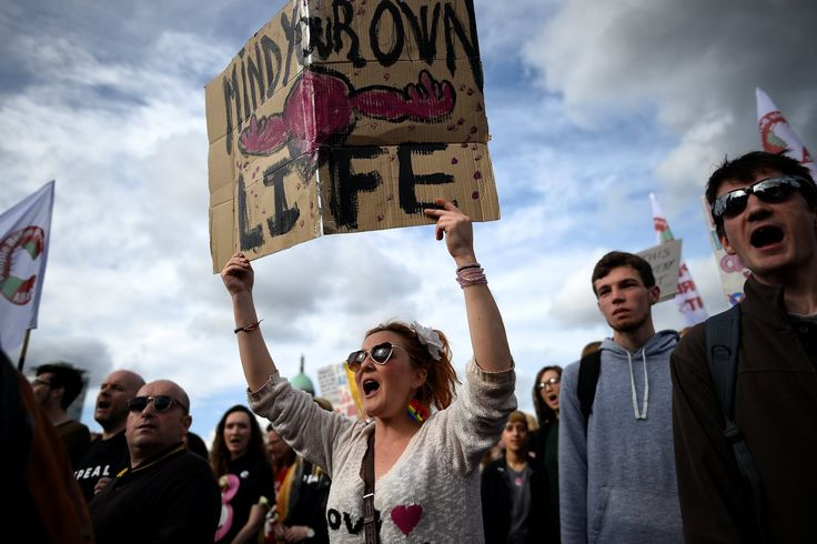 """UNITED STATES (VOP TODAY NEWS) –March 10 in the Irish capital – Dublin – was a protest against abortion. As the Irish Times reports, tens of thousands of people took part in the """"March of Life"""". At the end of May, a referendum on the issue of legalization of ..."""
