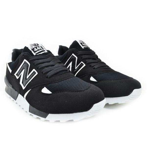 New Balance 446 Siyah Beyaz | BAYAN AYAKKABI | Spor | New balance kadın ayakkabıları - En uygun fiyata | Nelazimsa.net
