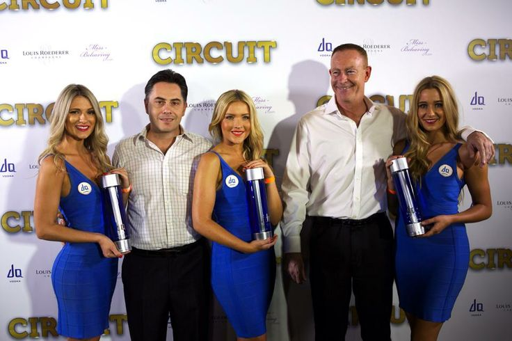 2014 GP F1 After Party- Circuit Lounge at Club 23