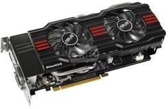 Super mocna karta graficzna Asus GeForce GTX 670 2GB z technologią CUDA