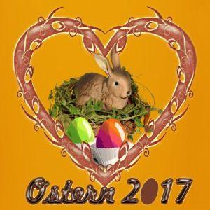 Ostern mit Herz