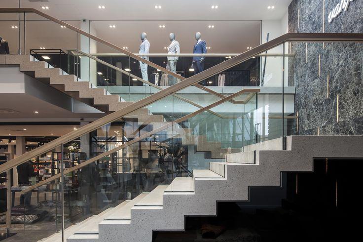 Van Tilburg Mode Nistelrode Concept en realistie: Store3D #deliverexperience. #store3D #vantilburgmode