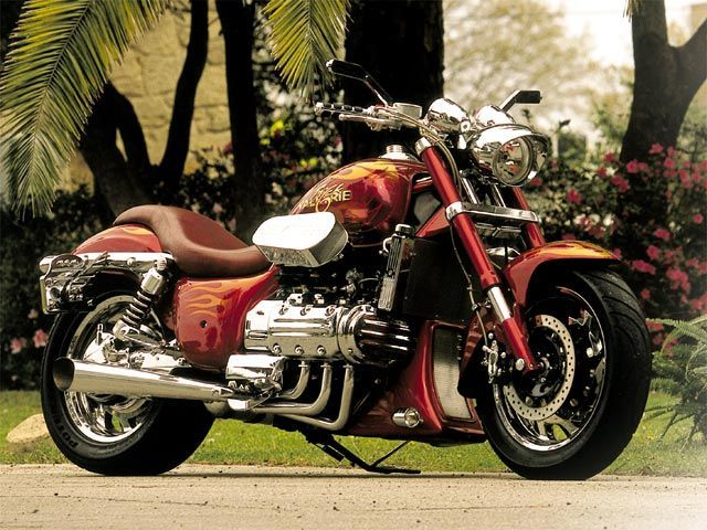 Custom Honda Valkyrie Motorcycles: 6-cylinder Showdown | Motorcycle Cruiser