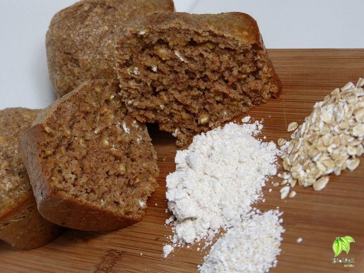 Triplán zabos muffin - MINDENMENTES