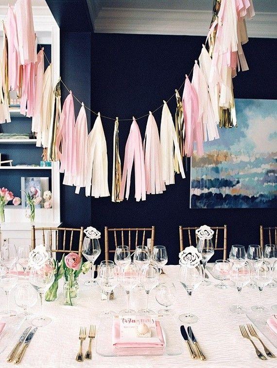 Modern Pink Bridal Shower, Abby Jiu Photography, http://mytrueblu.com/2016/06/15/stylish-party-decor-stephanie-shives-studio/