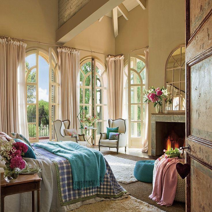 beautiful chic #bedroom   #feminine decor