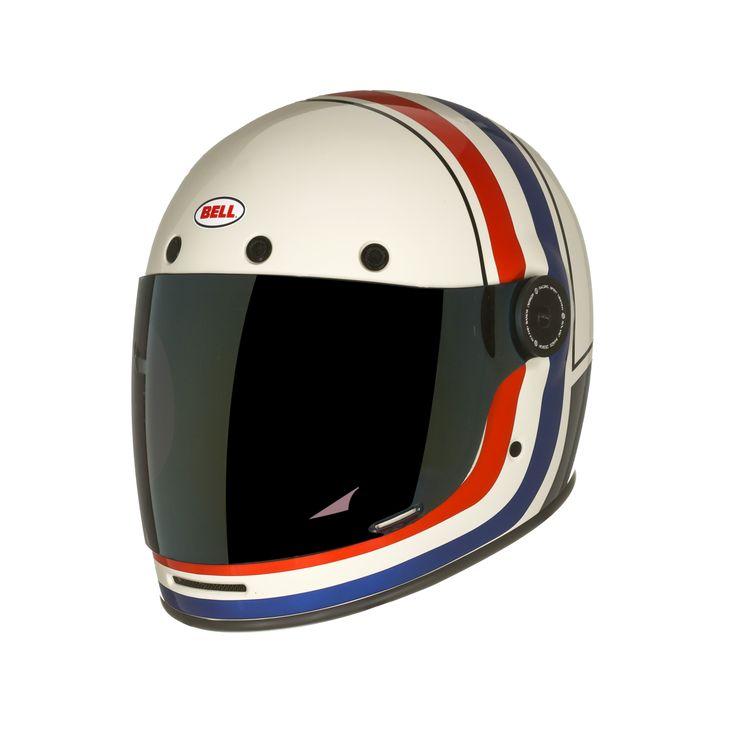 Bell Bullitt RSD Viva Helmet (retro)