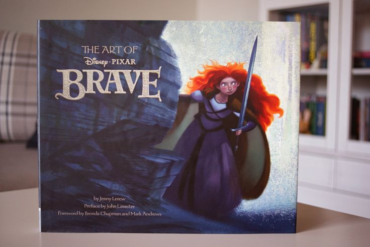 The art of Brave | Urhea -taidekirja - Disnerd dreams