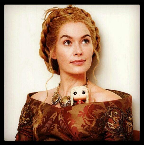 Lena Headey - Game of Thrones - Cercei Lannister