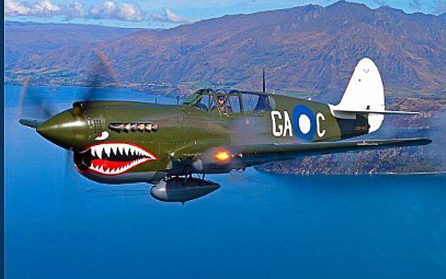 Curtiss Kittyhawk Mk4 (P-40)