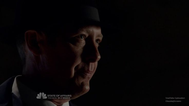 The Blacklist 2x07: Red & Berlin (Red: She's not my daughter)