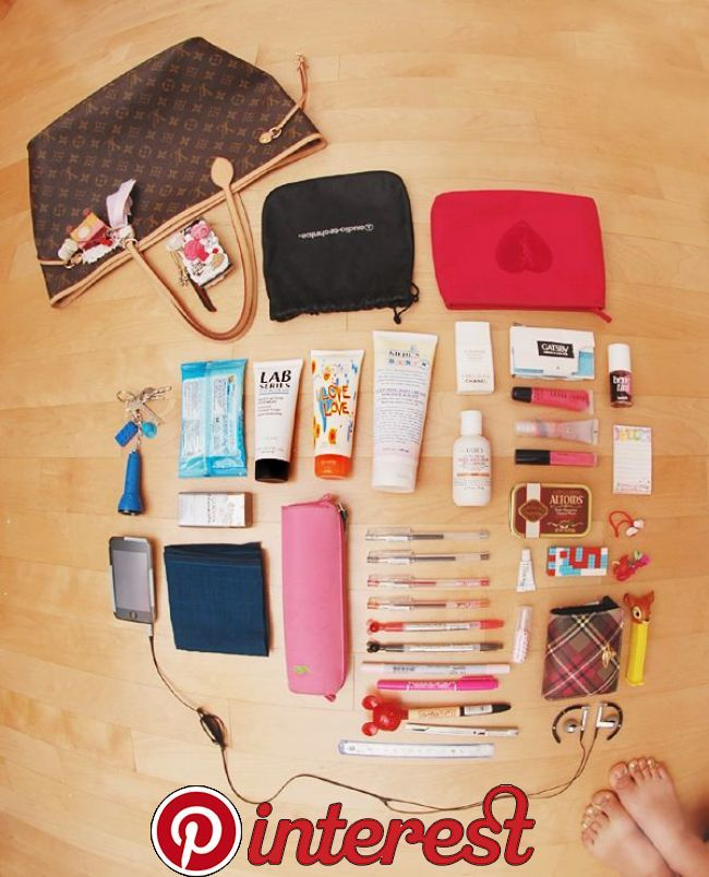 Fuckyeahwhatsinyourbag Inside My Bag Purse Essentials What S