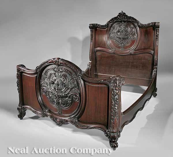 0756: R.J. Horner & Co. Mahogany Four-Piece Bedroom Sui : Lot 756 · Furniture  MakersAntique ... - 105 Best Furniture: Horner Images On Pinterest Antique Furniture