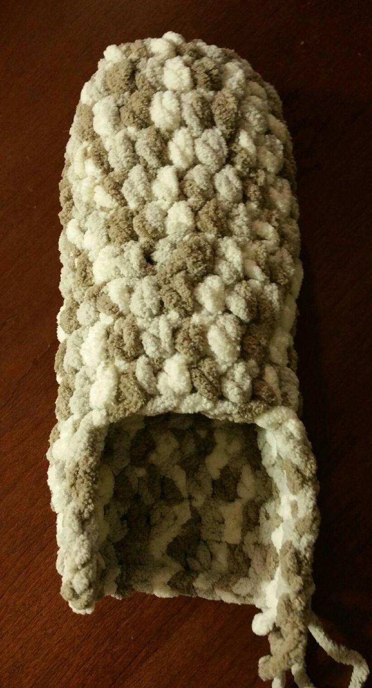 323 best crochet slippers images on pinterest handmade easy crochet pattern for bernat baby blanket yarn slippers pattern adult sizes soft bankloansurffo Gallery