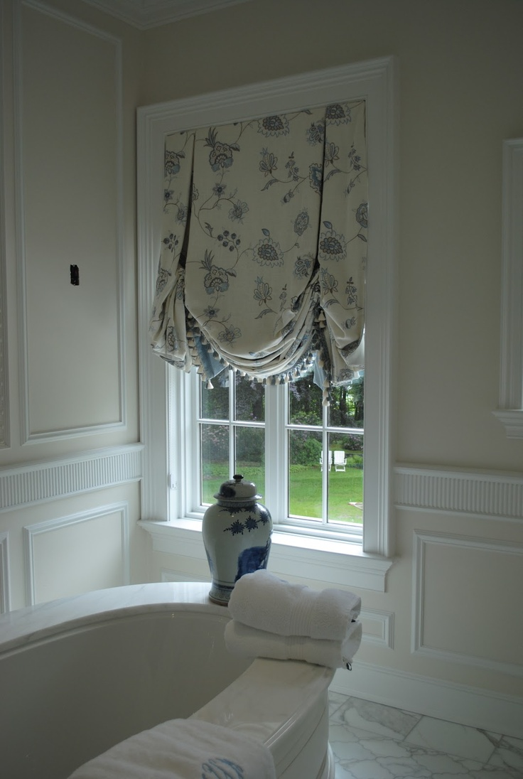 Ho how to tie balloon curtains - 102 Best Images About Window Treatments On Pinterest Window Treatments Drapery Designs And Calico Corners