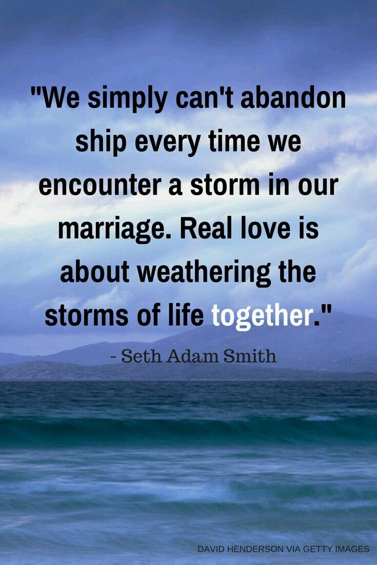 "We weathered the storm and came out stronger.  We are the Winsteads ❤️  ""What God has joined together, let man not separate."" 6.13.14"