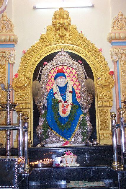 Shirdi Sai Baba Statue Bangalore