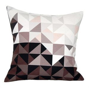 Paulista Pillow Taupe, 54€, now featured on Fab.
