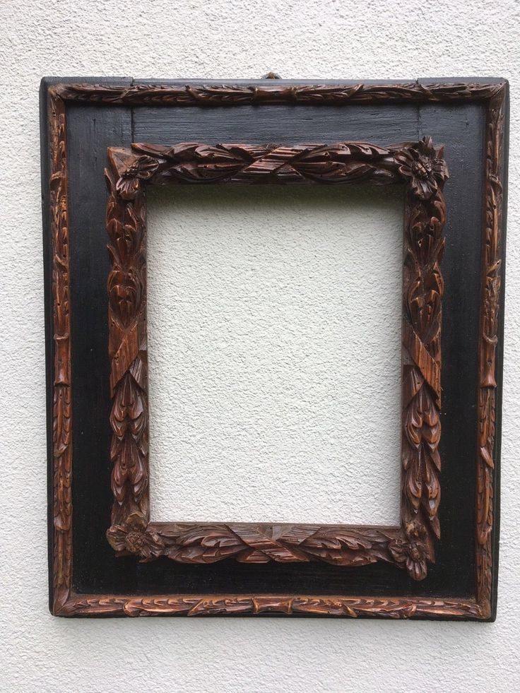 254 best frames images on Pinterest | Woodworking, Picture frame and ...