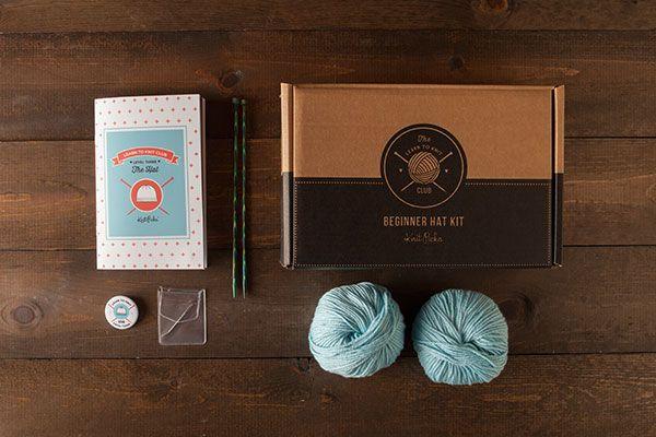 Learn to Knit Club, Level 3: Hat  *Afflink*