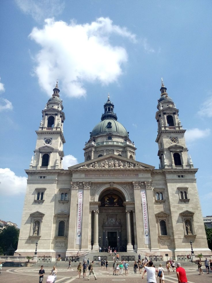Saint István Bazilika, Budapest.