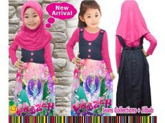 Gamis Anak - ABM3991