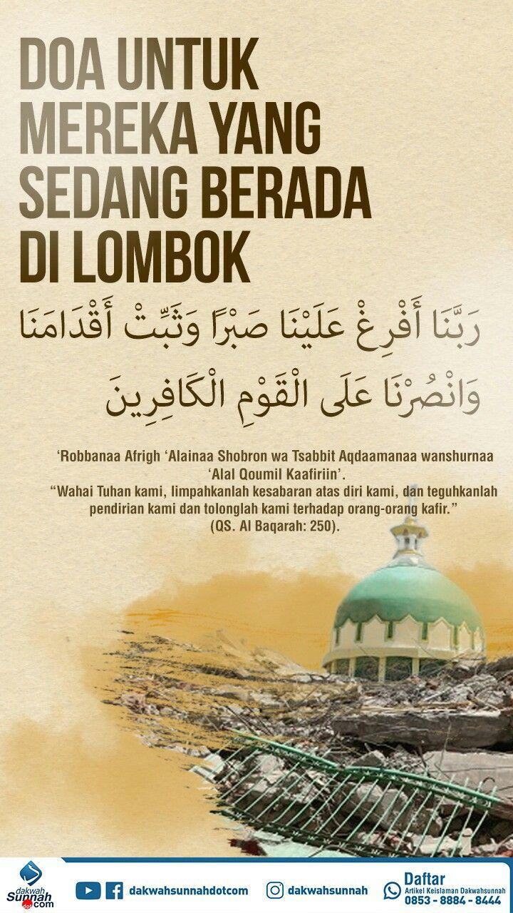Pray Lombok Doa Tuhan Agama