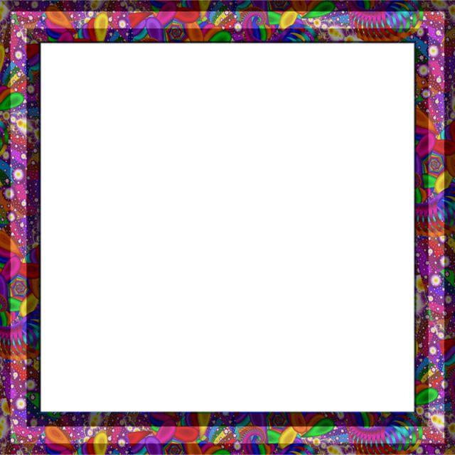 37 best marcos para fotos cuadrados images on pinterest - Marco de fotos multiple ...