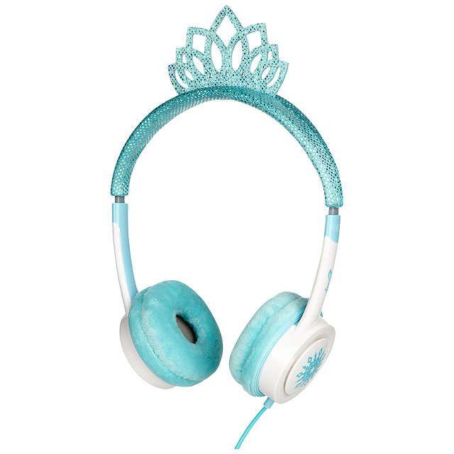 BuyZAGG ifrogz Little Rockerz Children's Volume Limiting On-Ear Headphones, Aqua Tiara Online at johnlewis.com