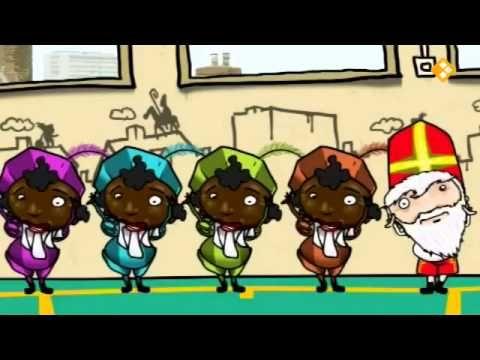 Sinterklaas - Opzegversje Stuntpiet - YouTube