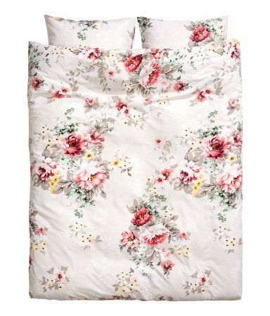 french country floral duvet quilt cover set king or q
