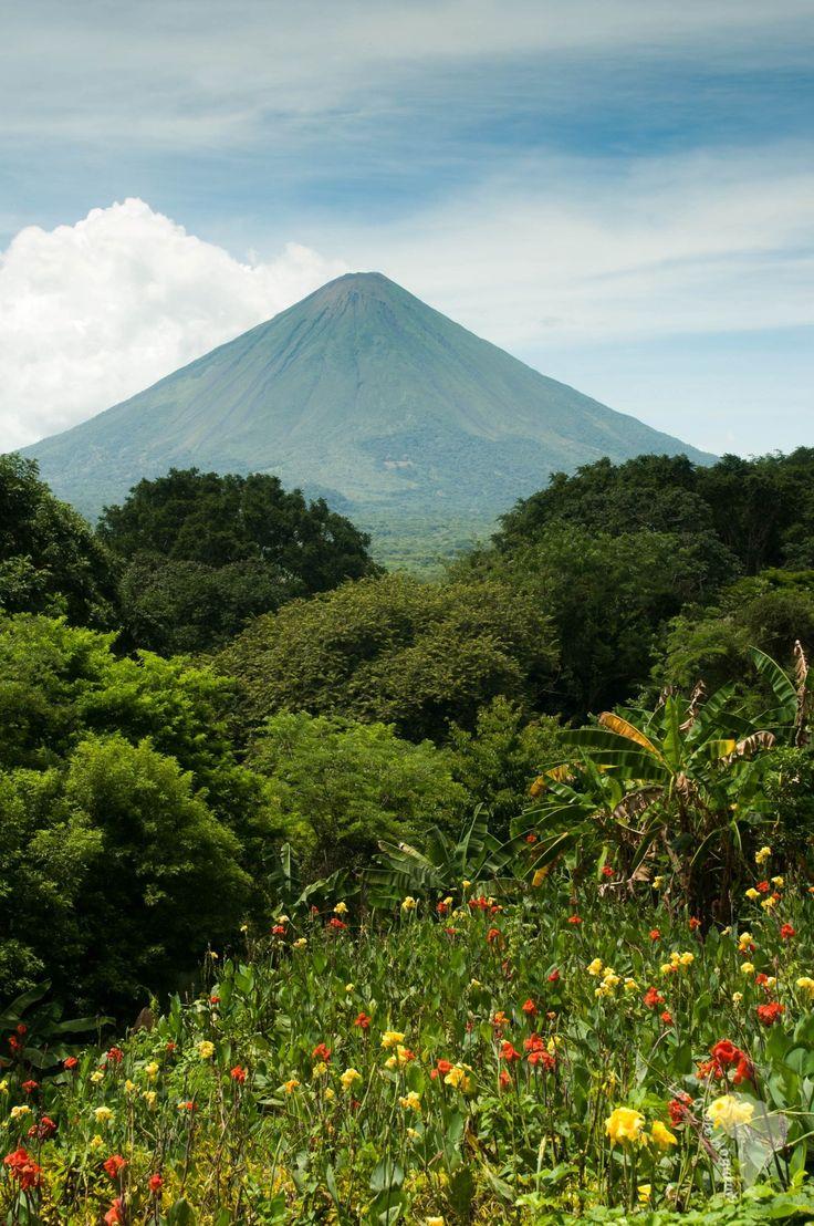 Volcan ometepe